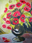 Marie Christine Legeay - POPPIES RAMALHETE