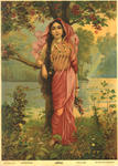 Classical Indian Art Gallery - Oleografia PRINT por Ravi Varma
