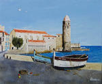 Jean-Claude Selles Brotons - Collioure