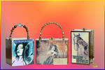 Cigar Box Purses - fadas e  cavalar