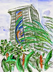 Leonard Shane - Rainbow Towers, no Hilton Hotel Hawaaian