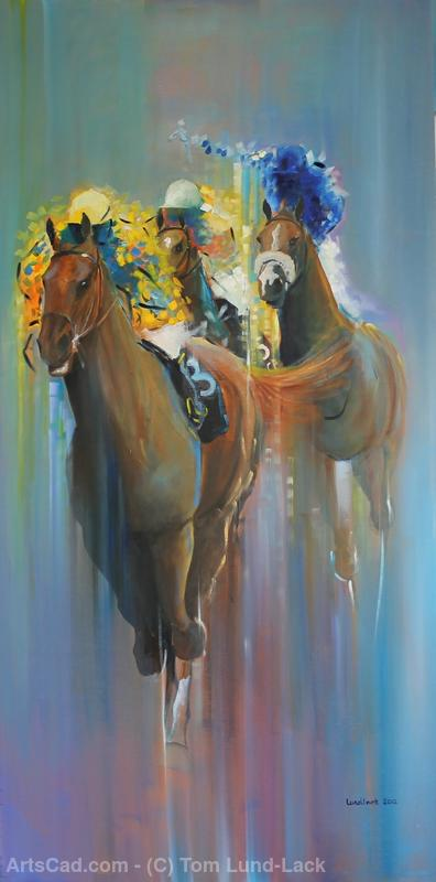 Obra De Arte >> Tom Lund-Lack >> The Last Furlong