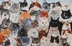 Chantal Rousselet - 35  gatos
