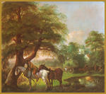 Classical Indian Art Gallery - Em - gainsborough thomas - Impressão