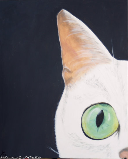 Obra De Arte >> µ On The Web >> gato amotinado